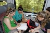 Školní výlet kvinty 2013 - Sedmihorky