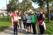 Krajský přebor - přespolní běh družstev - 10-2013