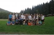 Seznamovací kurz - 1.ročník-září 2014