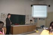 První přednáška Gymnaziální akademie