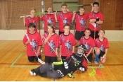 Okrskové finále florbal - mladší žáci - 10/2014