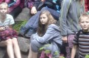 Prima na školním výletě - červen 2016