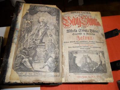 Bible - jeden ze základů naší kultury