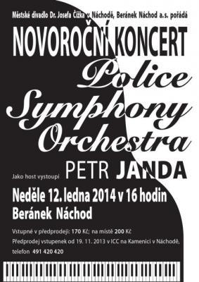 Polický symfonický orchestr s Petrem Jandou