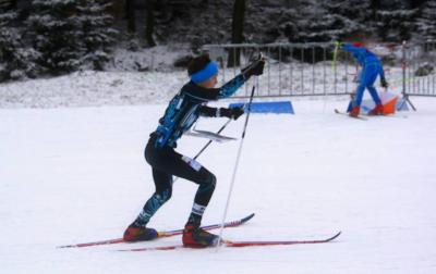 Zimní olympiáda dětí a mládeže: Skvělý Ondra Volák