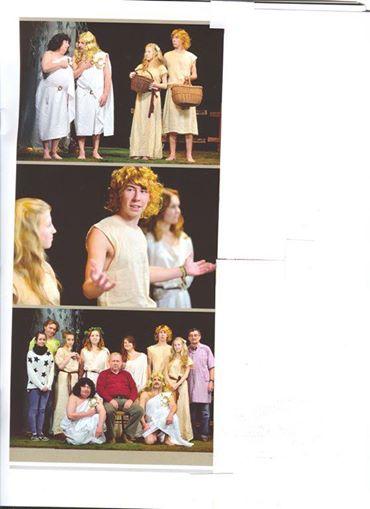 Divadlo: Pod keltským dubem