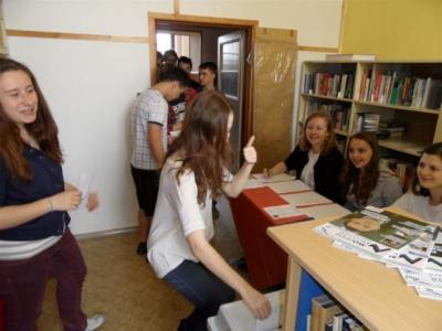 Pavlína komentuje studentské volby