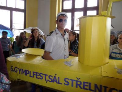 Gymplfest: Natáčení videoklipu