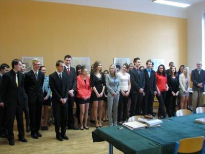 Ústní maturitní zkoušky - nová fotogalerie