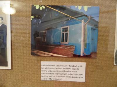 Výstava: Návraty Volyňských Čechů do vlasti svých předků