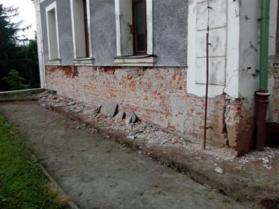 Oprava omítek a rekonstrukce izolací