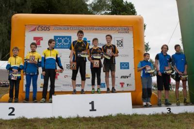 Vítězství v Českém poháru: Vynikající orientační běžci
