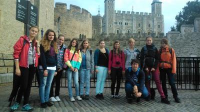 Londýn jsme si užili....