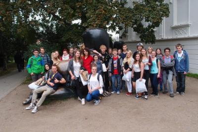 Exkurze Praha: Sovovy mlýny
