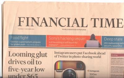 K zapůjčení: Financial Times
