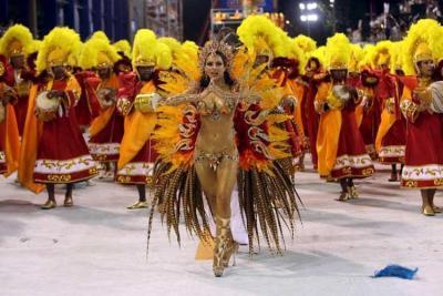 Lyžák 2015 karneval