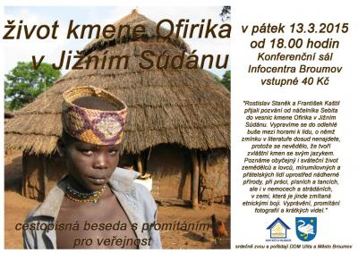 KLUB ROK: Jižní Súdán