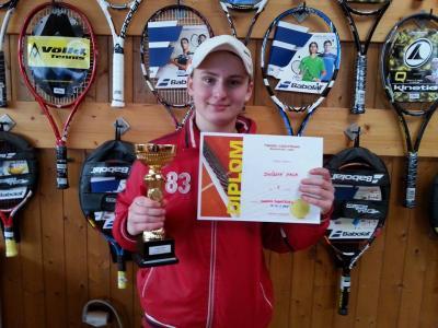 Hana Dušková dvakrát vítězná