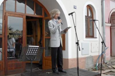 Projev Karla Výravského k 70.výročí školy