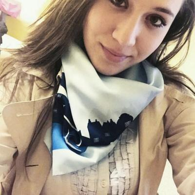 Barbora Veselá studuje rok v USA