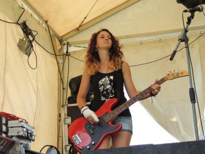 School Band : Letní koncertování školní kapely