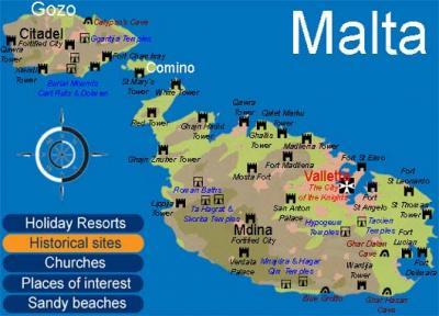 Studijní pobyt Malta
