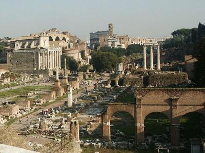 Zájezd do Říma - přineste smlouvu a zálohu