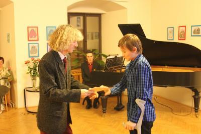 Ocenění NF Gymnázia Broumov: Přehled oceněných studentů