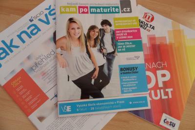 Nejlepší časopis pro budoucí maturanty: kampomaturite.cz