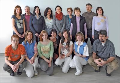 Přednáška absolventky: Iva Pichová vystoupila v klášterní kreslírně