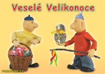 Veselé Velikonoce všem příznivcům naší školy