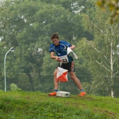 Úspěch orientačních běžců Ondřeje Voláka a Jana Rusína na Středoevropském poháru dorostu (Central European Youth Orienteering Cup).