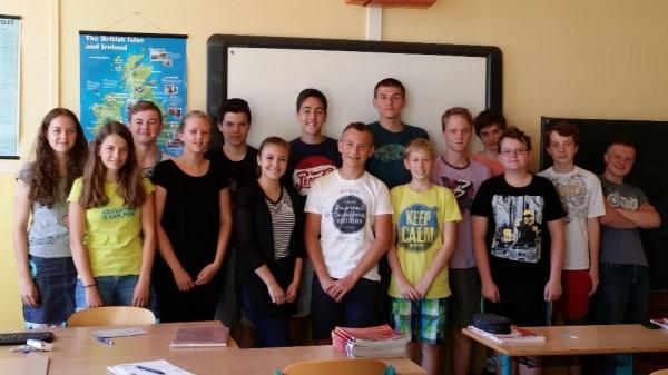 Angličtina: Kvarta má kamarády v Rumunsku, Turecku a Polsku