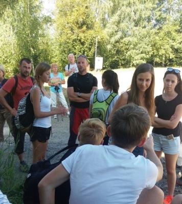 Nová fotogalerie: Cyklistický kurz očima Kateřiny Karpfové