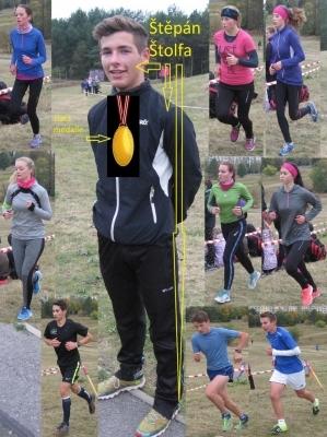 Štěpán Štolfa – nejrychlejší běžec v kraji