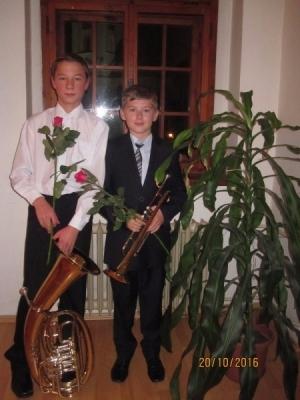 Prima: Vojtěch Středa  také mezi vítězi Dittersovy soutěže komorních orchestrů