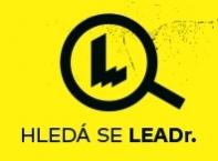 Člověk v tísni : Hledá se LEADr.