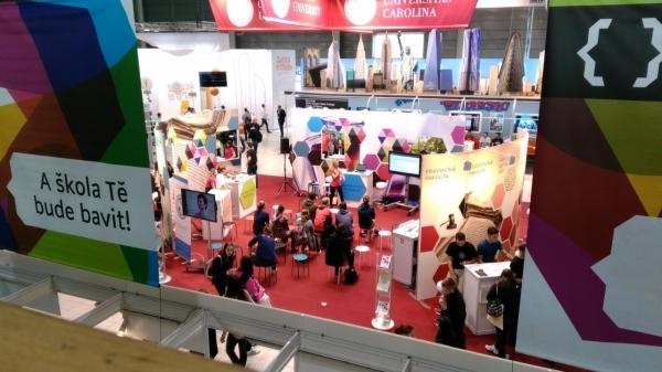 Zájezd do Brna : Veletrh pomaturitního vzdělávání