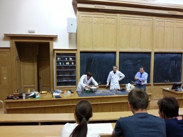Studují mezi námi: Barbora Chalupová - Cesta do hlubin studia chemie