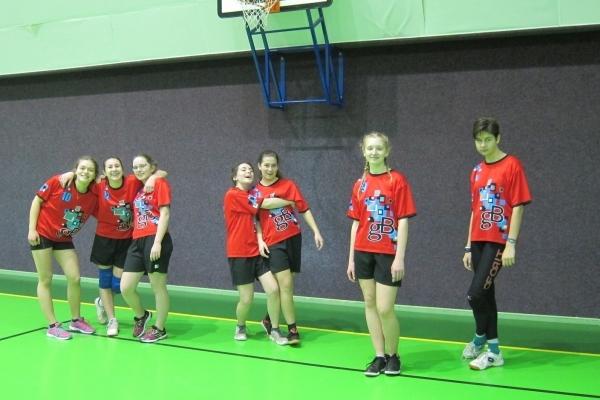 Cenná zkušenost mladých volejbalistek
