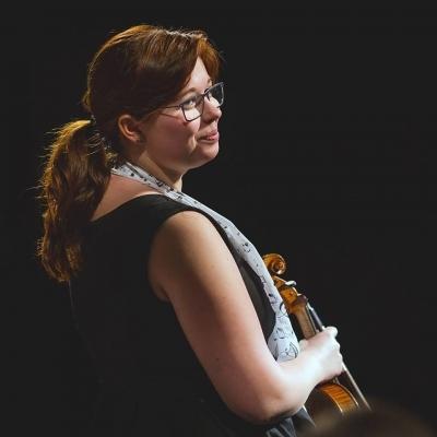 Okresní kolo Soutěže ve hře na housle: Anna Novotná postupuje do krajského kola
