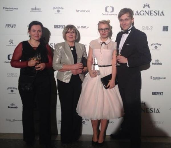 Absolventka školy Pavla Janoušková Kubečková se zúčastní programu pro slibné filmové producenty na festivalu v Cannes.