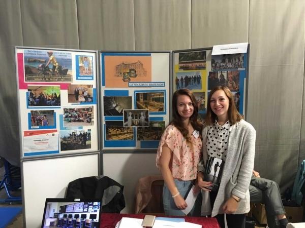 Prezentace středních škol a zaměstnavatelů Náchod 2017: Úspěšná propagace naší školy