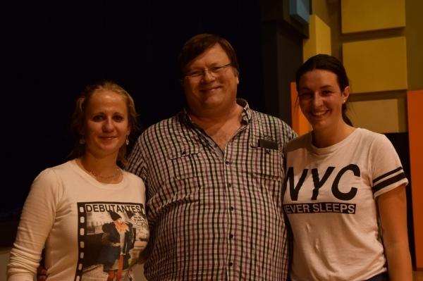 Navštívila nás skupina studentů a učitelů z německého Rohru
