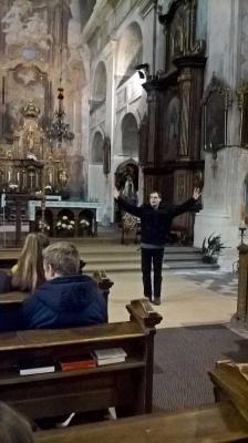 Křesťanství jako základ evropské kultury