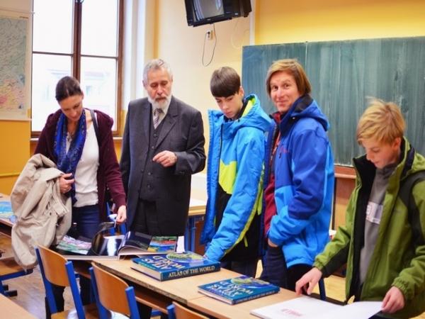 Neobyčejný Den otevřených dveří Gymnázia Broumov