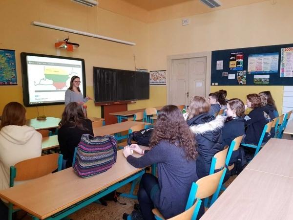 Anglický jazyk: Přednáška o Litvě