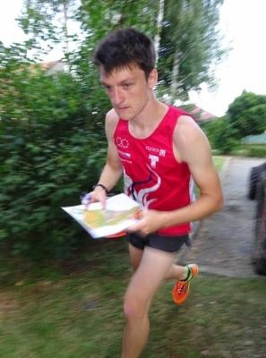Jan Rusin nominován na Mistrovství Evropy v orientačním běhu v Bulharsku