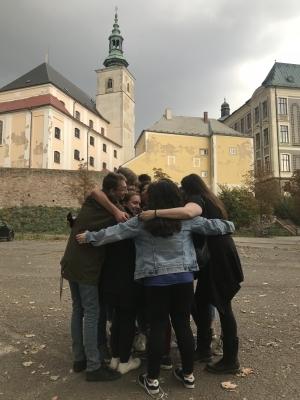 Kristýna Čermáková: Děkujeme za vřelé přijetí