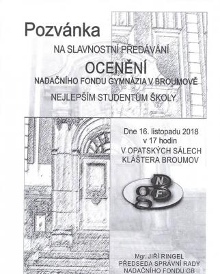 Horká novinka: Studenti roku - Václav Kopřiva, Barbora Jirásková, Jakub Zima